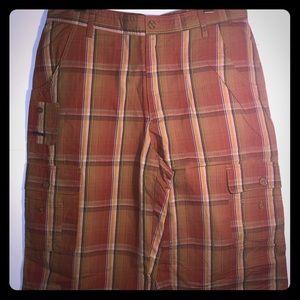 Lined Pelle Pelle cotton shorts